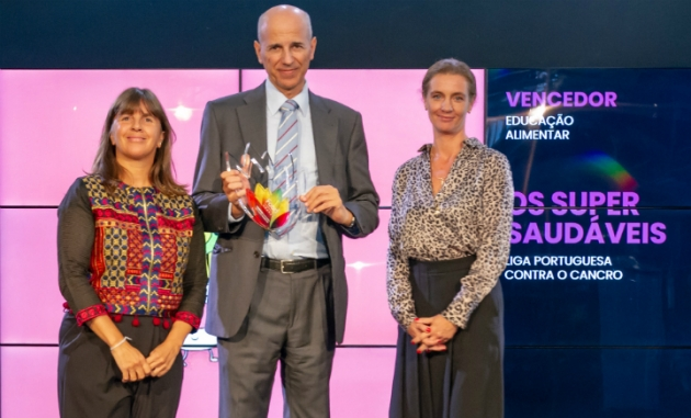 LPCC premiada pela Food & Nutrition Awards