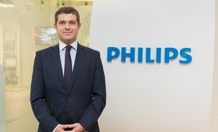 Philips: Gabriel Arianes Ortiz é o novo Country Manager